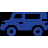 Van & SUV rental