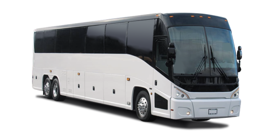 Full-Size Motor Coach Bus 56 PX