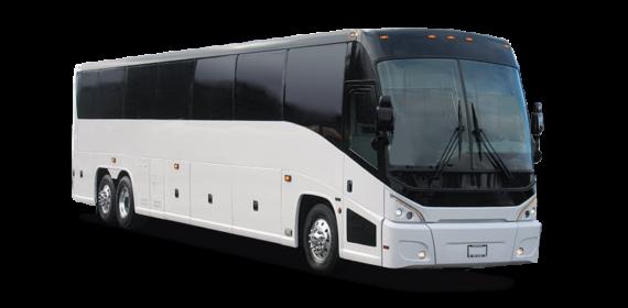 Full-Size Motor Coach Bus 56 PX