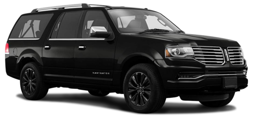 Full-size luxury SUV 5 PX rental