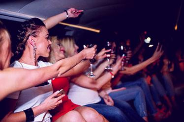 Transport Services for a Bachelor or Bachelorette Party